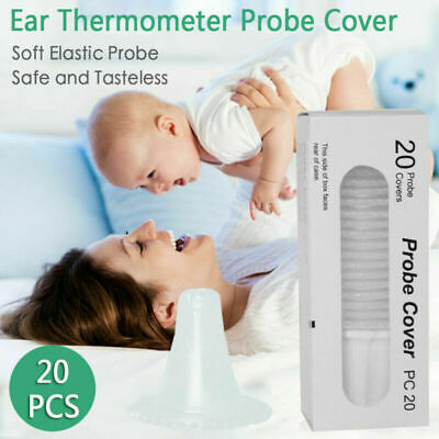 For Braun Probe Covers Thermoscan Replacement Lens Ear Thermometer Filter Cap
