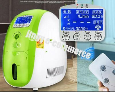 1L-5L Intelligent O2 Concentrator-OXY-Generator Portable Machine Air Purifier