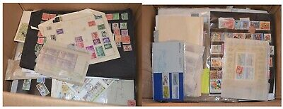 World 10kg Collection. All Sorts~Albums~Stockcards~Pages~Clearout~Bags.  #995