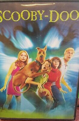 Scooby-Doo the Movie DVD Shaggy Lillard Prinze, Velma Scoob Mystery