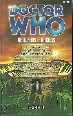 OOP  Paperback Book - DOCTOR WHO - INSTRUMENTS OF DARKNESS -  Gary Russell - BBC