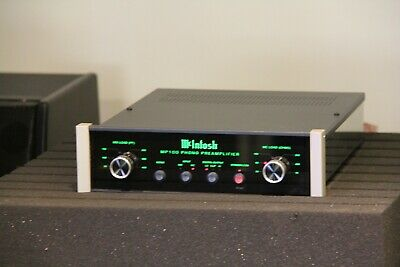 McIntosh MP100 Phono Preamplifier (trade in) excellent condition