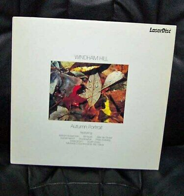 1984 Windham Hill Autumn Portrait Laserdisc