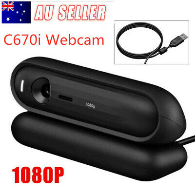 FOR Logitech C670i IPTV Computer High Definition Webcam 1080p Wide Angle Webcam