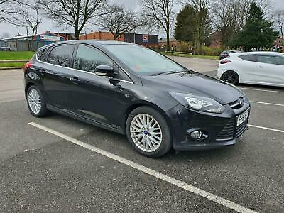 FORD FOCUS 1.6TDCi Zetec~11 MTH MOT~3MONTH ENGINE GEARBOX WARRANTY~£20 ROADTAX