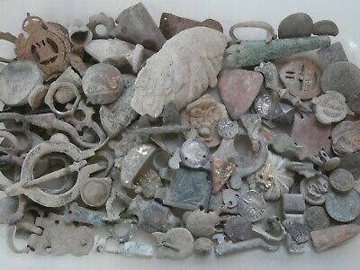 Metal Detecting Finds – Roman/Medieval/Post Medieval Artefacts and Coins