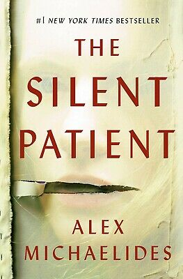 The Silent Patient (HARDCOVER) Fast Shipping