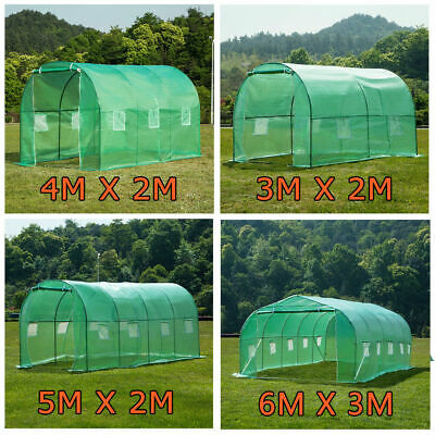 New Greenhouse Polly Tunnel Patio Garden Outdoor  UV protected growing plants