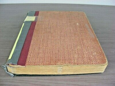 GERMANY & AREA, 1000s of Stamps in a battered stock book