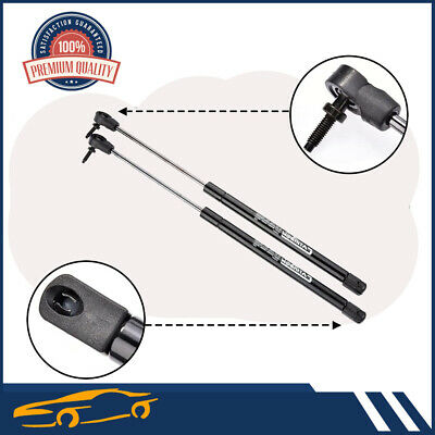 2 Pcs Rear Window Glass Lift Supports Shocks Gas Spings Struts 4528 for 1999-2004 Jeep Grand Cherokee