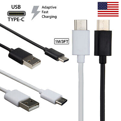 1m USB Data Charger Black Cable for Hurcules DJConsole MP3 e2 DJ Controller