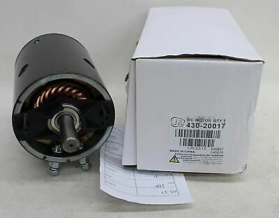 J&N 430-20017 12V Winch Motor For WARN Keyed Shaft Heavy Duty 1.5kW NEW