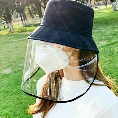 Multi-function Protective Cap Hat Eye Anti-fog Anti-saliva Face Cover Protection