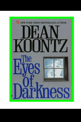 ✅The Eyes Of Darkness✅By✅Dean Koontz✅ ‮ ✅ FDP ✅ suri_v_anoroc✅ CIMEDIPE-SURIV