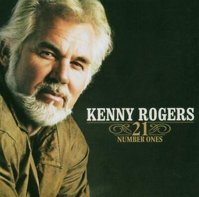 Kenny Rogers - 21 Number Ones CD Capitol NEW