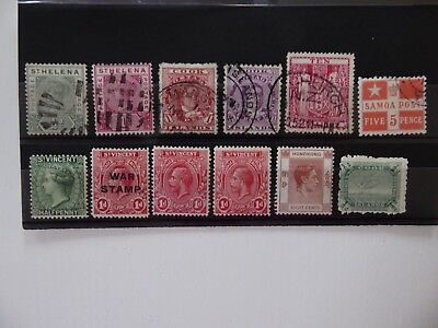 small pre QE2 selection m/mint and used