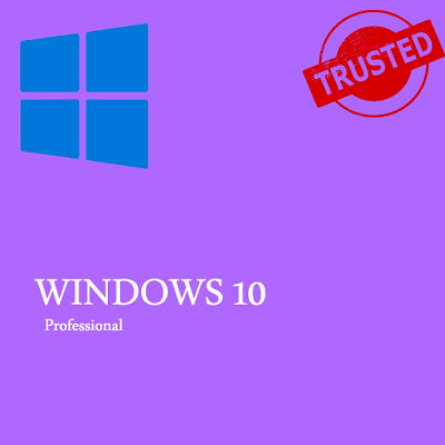 INSTANT DELIVERY WINDOWS 10 PRO 32 /64 BIT Genuine License Key Instant delivery