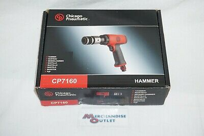 Chicago Pneumatic CP7160 Low Vibration Short Hammer (See Description)