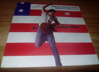 "BRUCE SPRINGSTEEN ""Born in the U.S.A."""