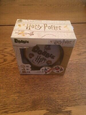 Harry Potter Dobble card game - new in box