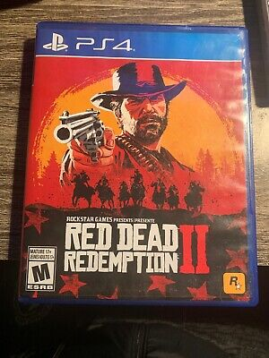 Rockstar Games Red Dead Redemption 2 SHAREfactory Theme Sony PlayStation 4...