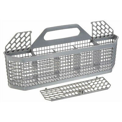19.7x3.8x8.4 Kitchen Dishwasher Storage Box Holder Universal Cutlery Basket