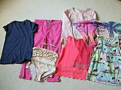Girls Bundle Of Tops - Age 9-10 - Mostly From Next