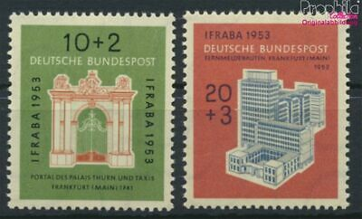 FRD (FR.Germany) 171-172 (complete issue) unmounted mint / never hinge (9349855