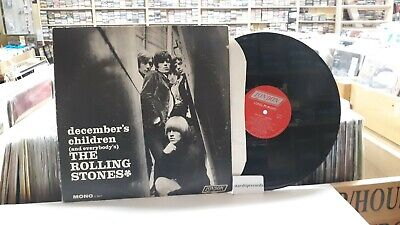 The Rolling Stones December's Children (And Everybody's) LP Mono