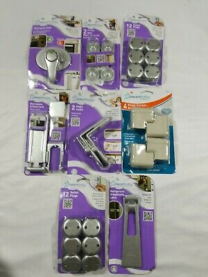 Dreambaby Style Growing Safely Child Proof Lot outlets latches appliances foam