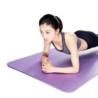 Yoga Mat Foldable Non-slip Exercise Pad Non-skid Pilates Mats Tool For Home/Gym