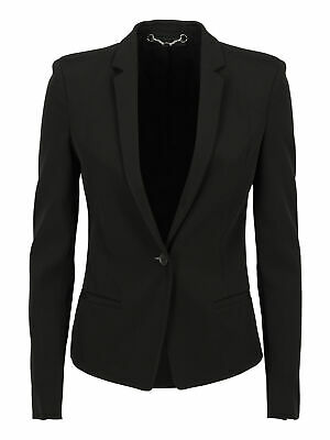 Gucci Women Suits and Sets Black Synthetic Fibers IT 38