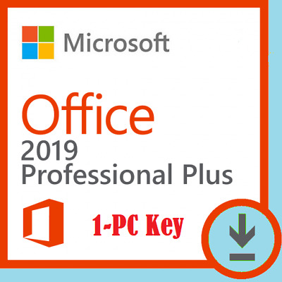 🔥ms office 2019 professional plus ⚡Fast Delivery⚡(15sec) Paypal 1Pc License Key