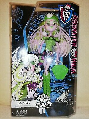 Monster High Batsy Claro 2015 BNIB. BATSY IS BACK FOR THE ATTACK, JUST ARRIVED!
