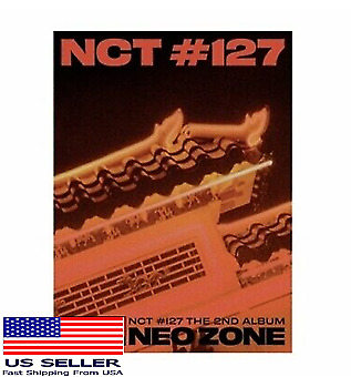 [US SHIPPING] NCT 127-[NCT #127 Neo Zone] 2nd Album T Ver (KpopMusicDepot)