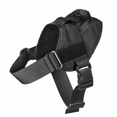 Dog Harness With Handle Walking Training Hiking Tactical Military Vest Patrol K9