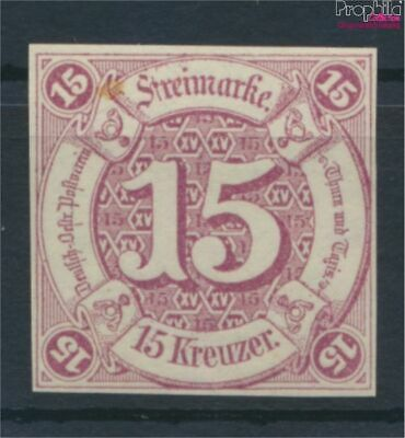 Thurn and Taxis Mi.-number.: 24 unmounted mint / never hinged 1864 Par (9399717