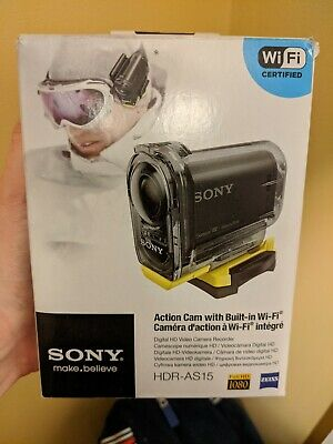 Sony HDR-AS15 Action Camera