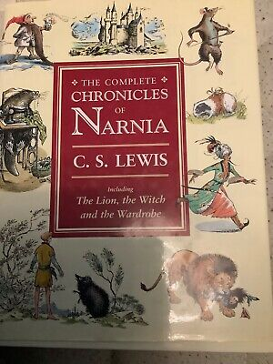 The Chronicles of Narnia: The Complete Chronicles of Narnia Bks. 1-7 by C. S....