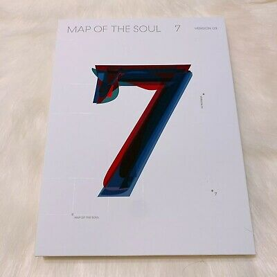 bts map of the soul 7 album and Namjoon (RM) photocard NEW