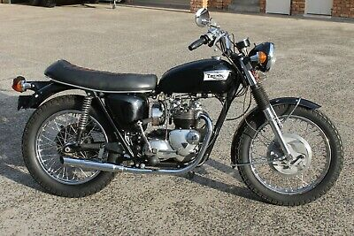Triumph Daytona 500 1972.Vgc,Runs Great,Suit Bsa.matchless Buyer