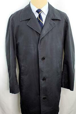 44L Hugo Boss Black Water Repellent Men's Rain Wear Raincoat MA0