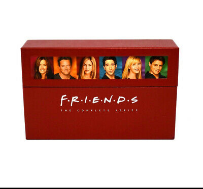 Friends, The Complete Series 40-Discs DVD Collectible Set (0409)