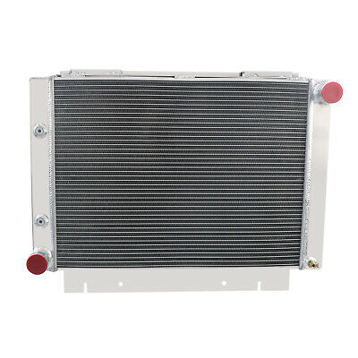 3 Row Aluminium Radiator For Ford Galaxie 500XL l6/V8 1960-1963 1960 1961 1962