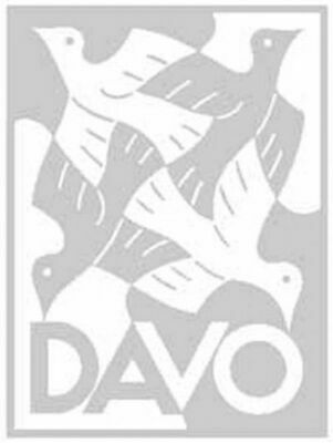 Davo 290108 stamp collection 100 NED. NA 1960