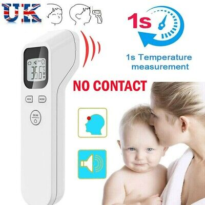 Non-Contact IR Infrared Digital Termometer Forehead Thermometer Body Baby Adult