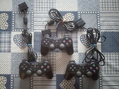 SONY playstation 2 controller nero originale %100