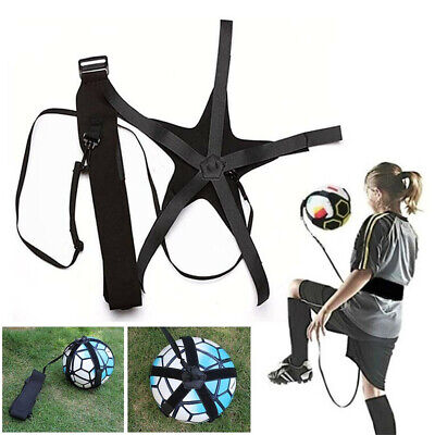 Self Training Kick Practice Trainer Aid Equipment Waist Belt Football Returner