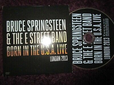 Bruce Springsteen & The E-Street Band Born In The U.S.A. Live London 13 CD Album