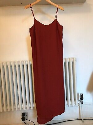 Marks and Spencer (M&S) Autograph Slip Dress 10